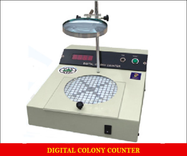 Digital Colony Counter : Sunrise scientific inc
